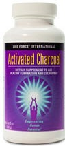 Life Force International Activated Charcoal provides one of nature's best and purest detoxifiers and has a wonderful cleansing effect that will benefit anyone.