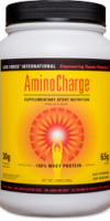 Life Force International AminoCharge delicious protein meal replacement with a special protonic process making it easier to absorb protein.