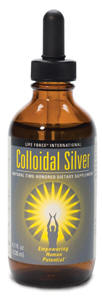 Life Force International Colloidal Silver, one of Natures own antibiotics, and the most effective wellness product!